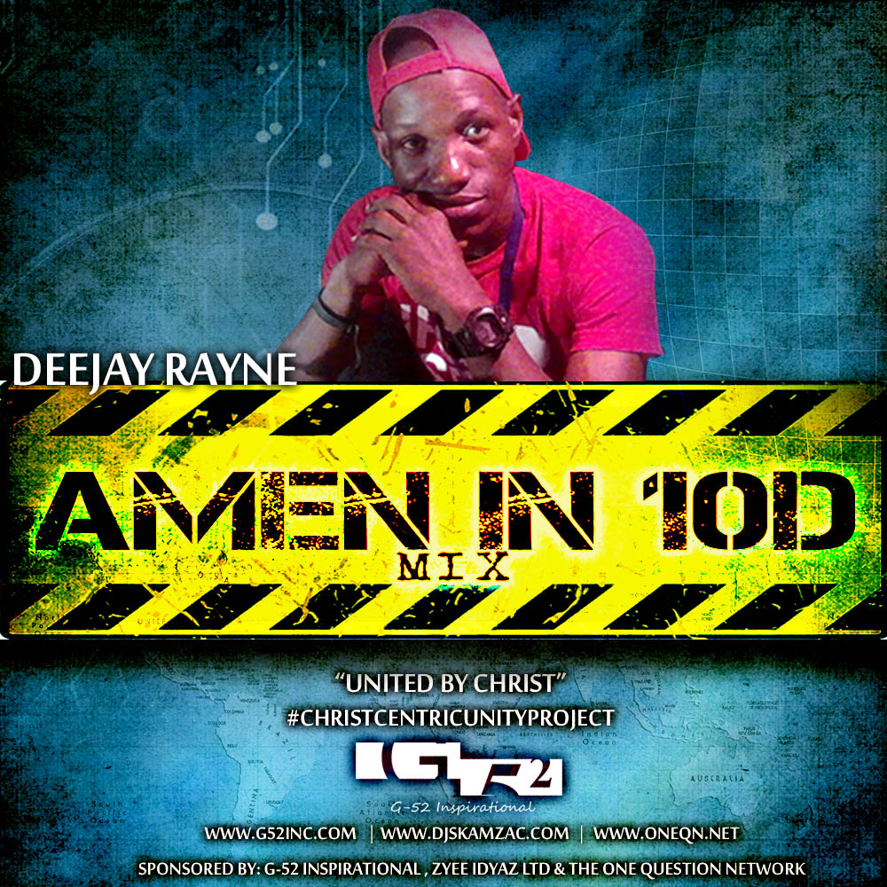 Amen in 10D -Rayne