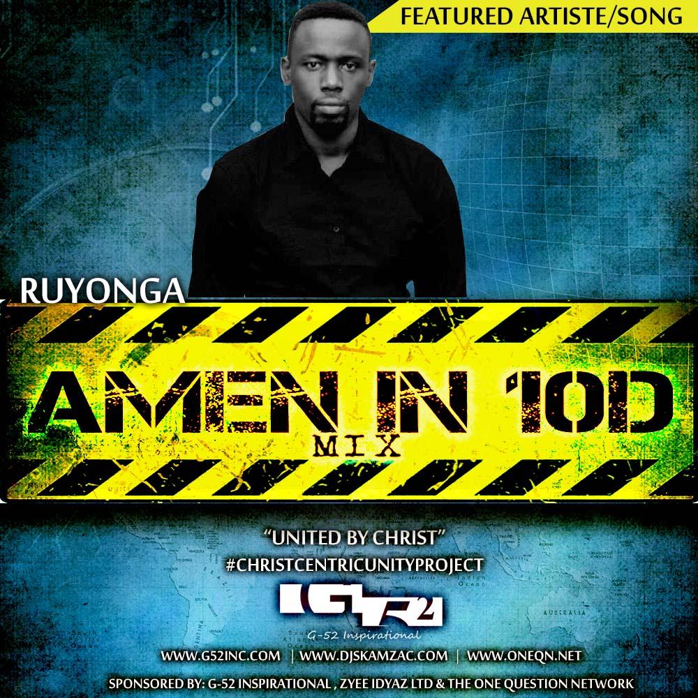 Amen in 10D -Ruyonga