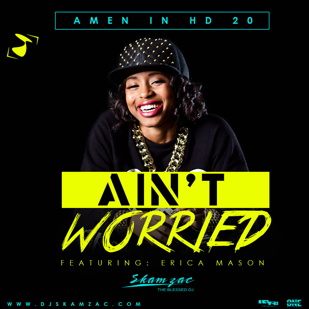 AMEN IN HD 20 - ERICA MASON