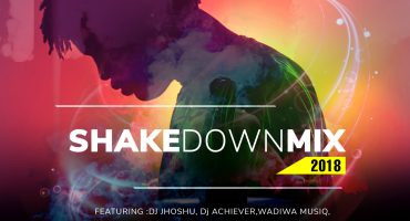 Shakedown Mix 2018-Official Artwork